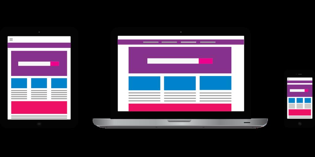 Web Development Process - Responsive
