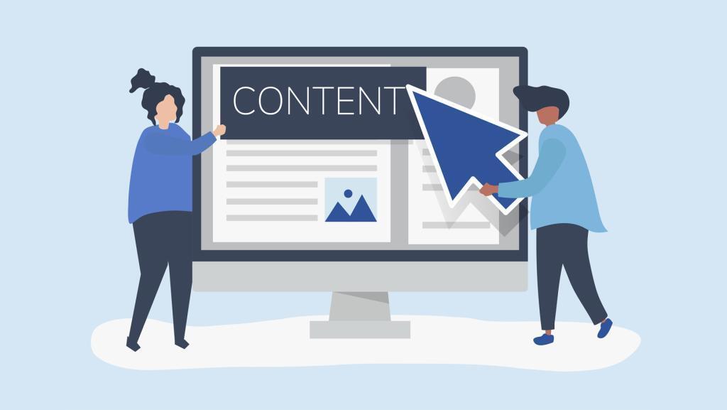 Website Design - Content First