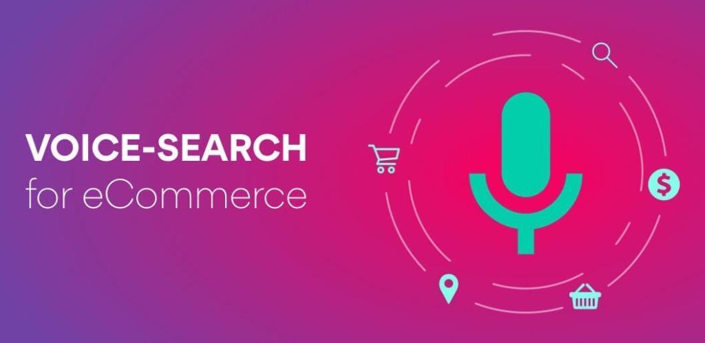 Website Design - Voice e-Commerce