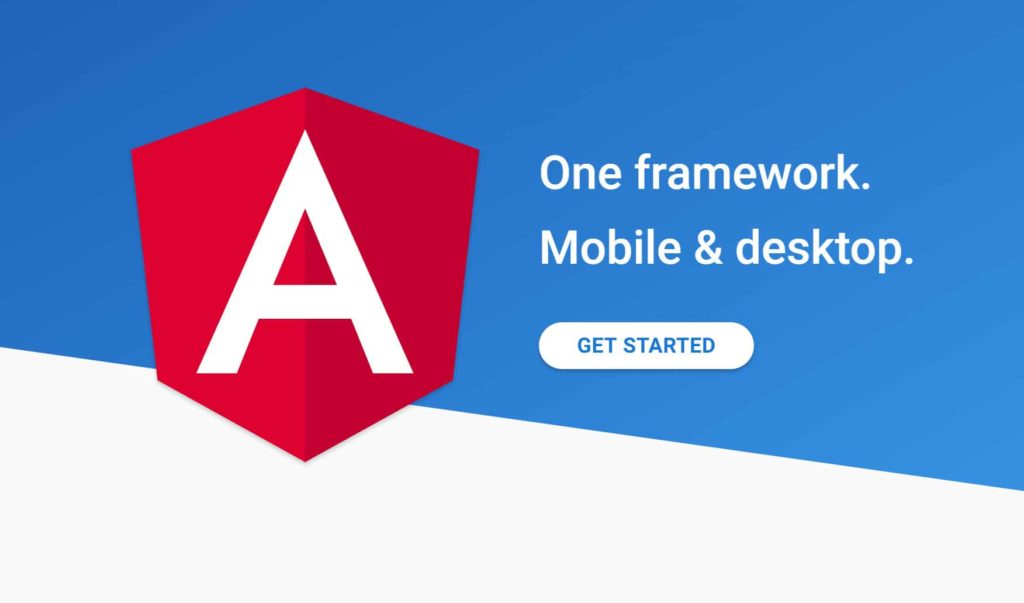 Web App - Angular Framework