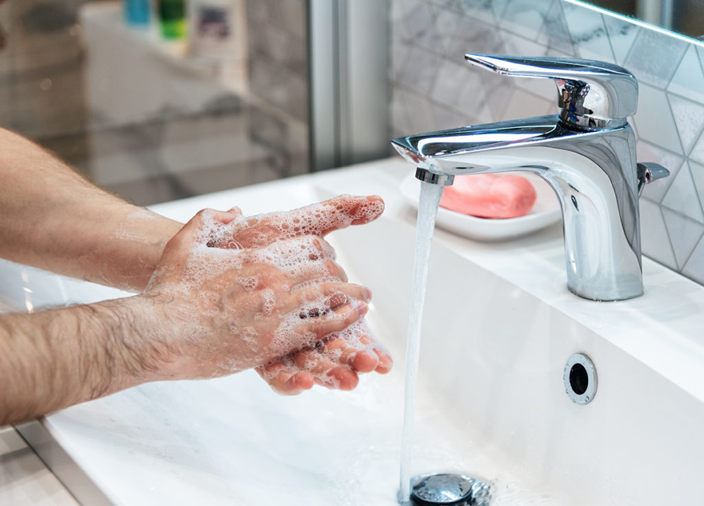 Coronavirus Hand Wash