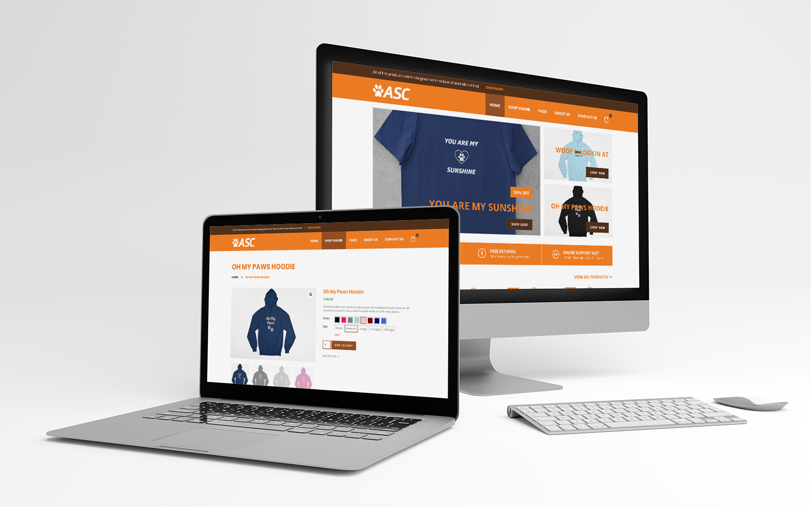 ASC Homepage 2