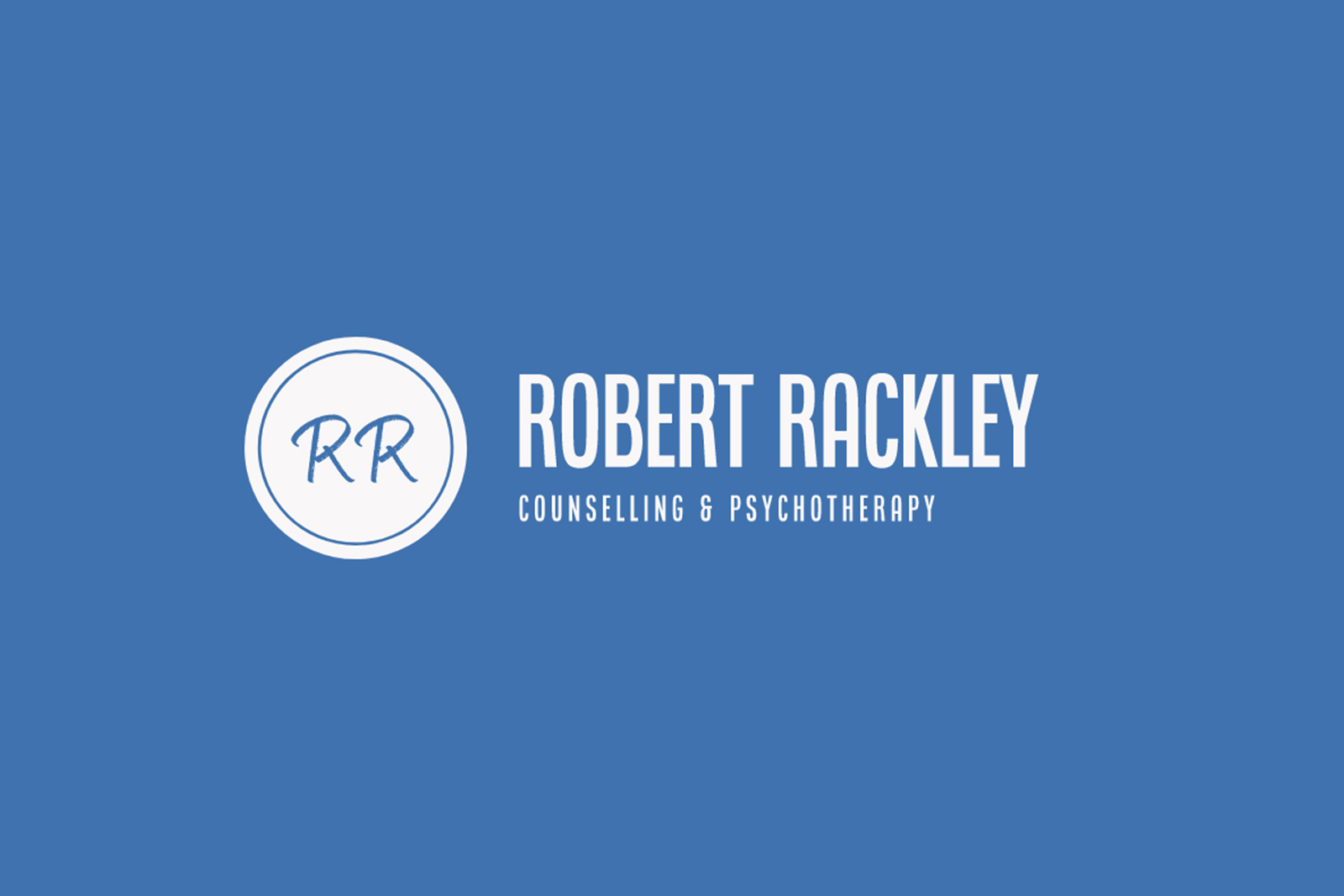 Robert Rackley Counselling